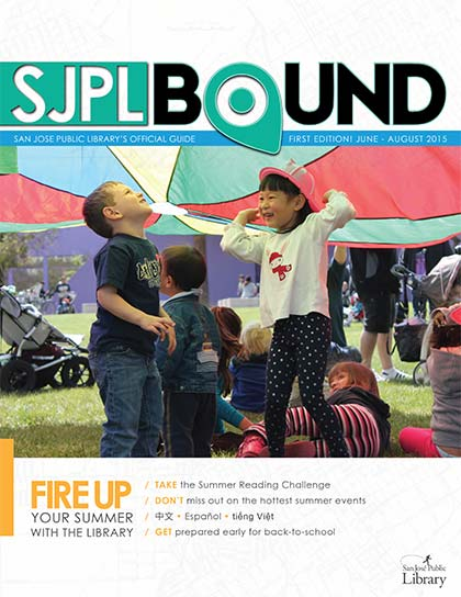 SJPL Bound volume 1 issue 1, book cover
