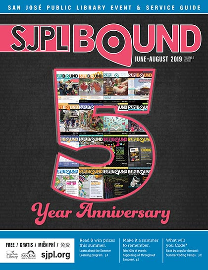 SJPL Bound volume 5 issue 1, book cover