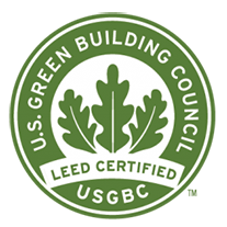 LEED certified icon