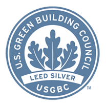 LEED silver icon