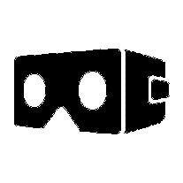Ícono de realidad virtual