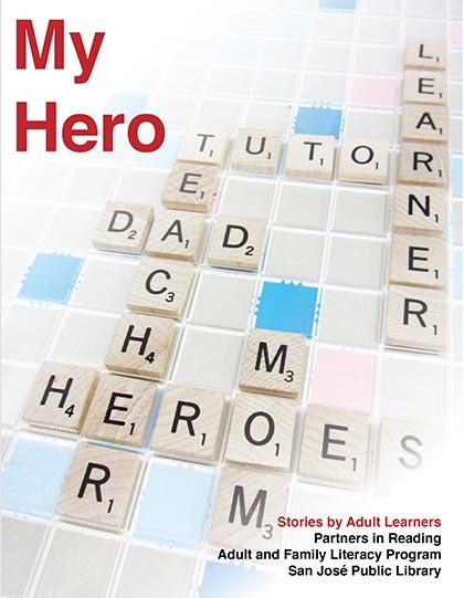 My Hero (2011), book cover