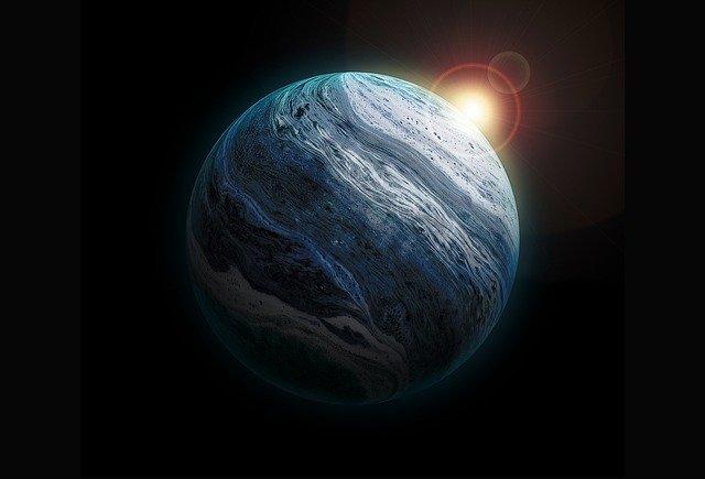 Planeta Astronomía Luna