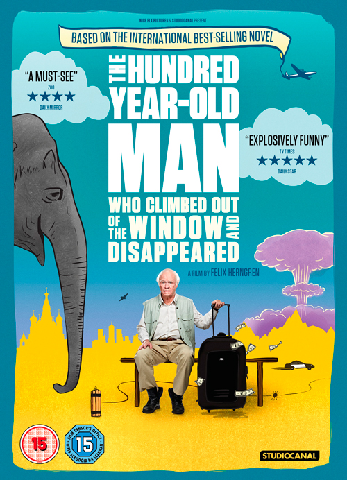 100-year-old man who climbed out the window movie cover