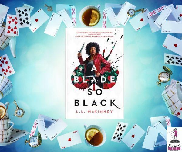 Un libro de Blade So Black