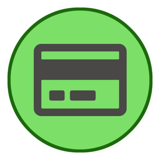 icono de tarjeta