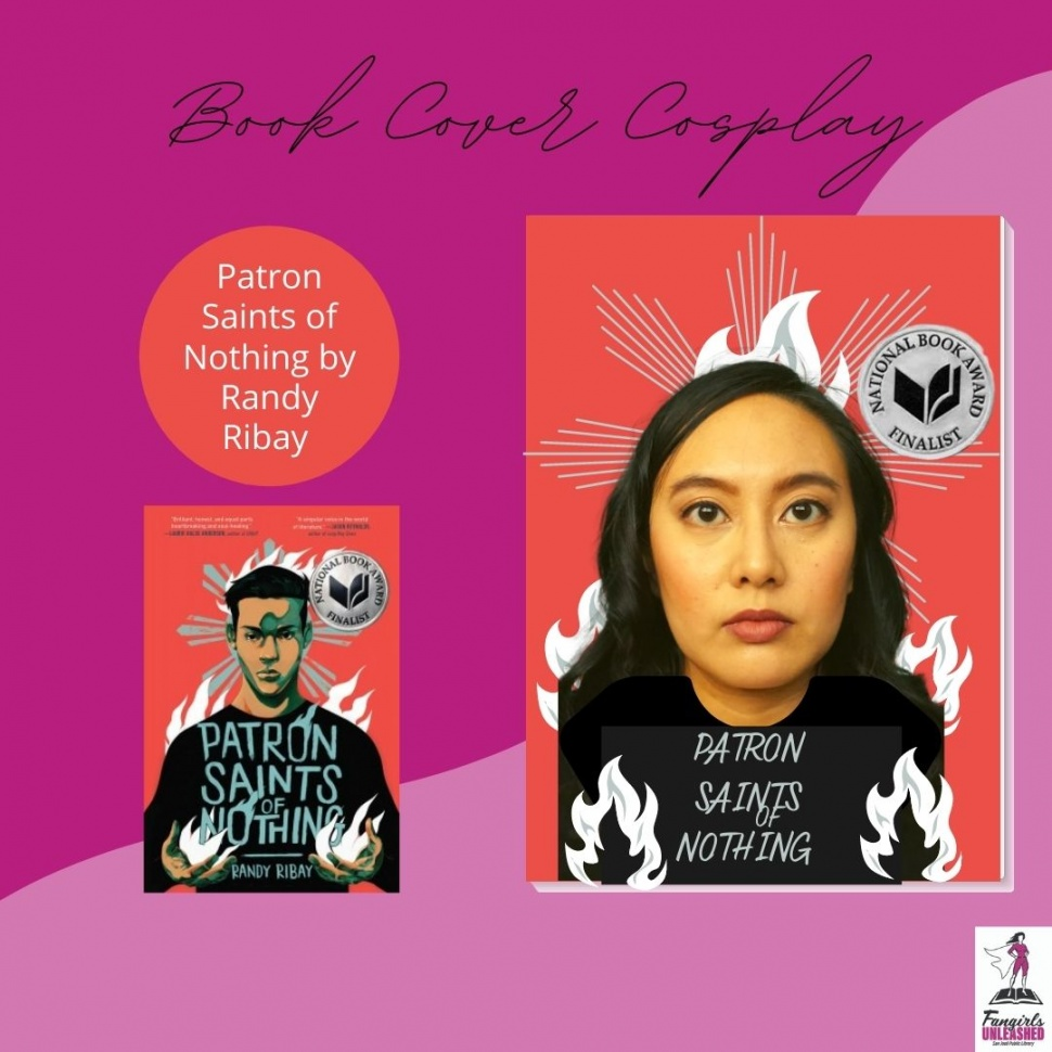 Patron Saints of Nothing Book Cosplay