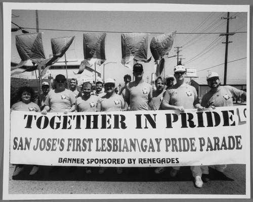 San Jose Pride Parade
