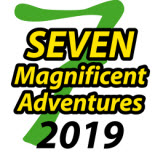 Seven Magnificent Adventures 2019