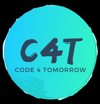 C4T-明天代碼,徽標