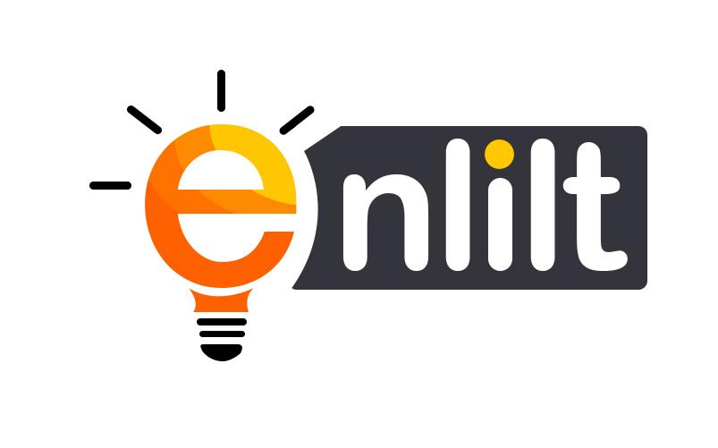 Enlilt徽標
