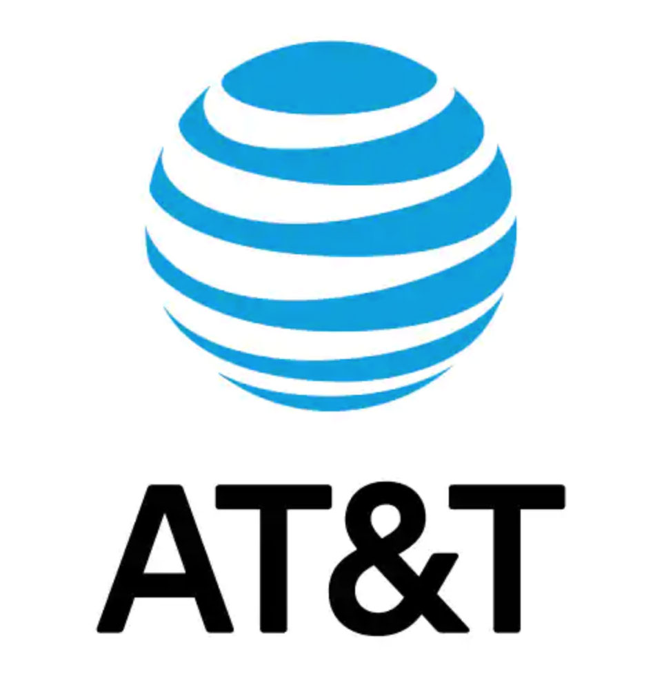 AT&T徽標