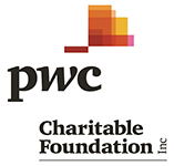 Logo: PWC Charitable Foundation Inc
