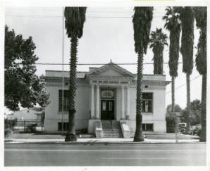 East San Jose Carnegie Library