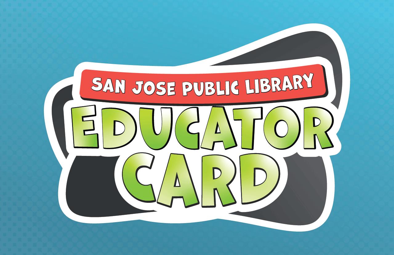 San Jose Public Library Educator Thẻ
