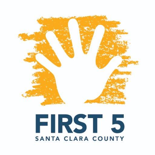 Primeros 5 - Condado de Santa Clara, logotipo