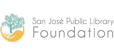 San Jose Public Library Logotipo de la fundación
