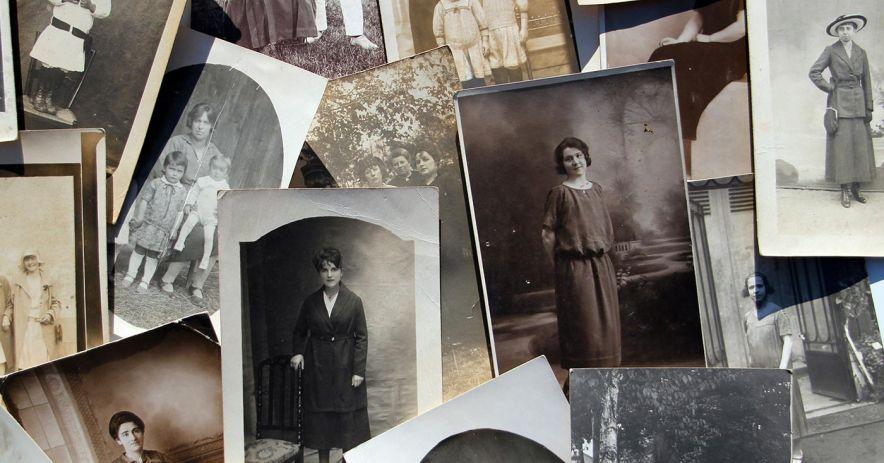 muchos en blanco y negro o en dos tonos sutoric fotos familiares en marcos
