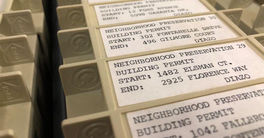 建築許可證