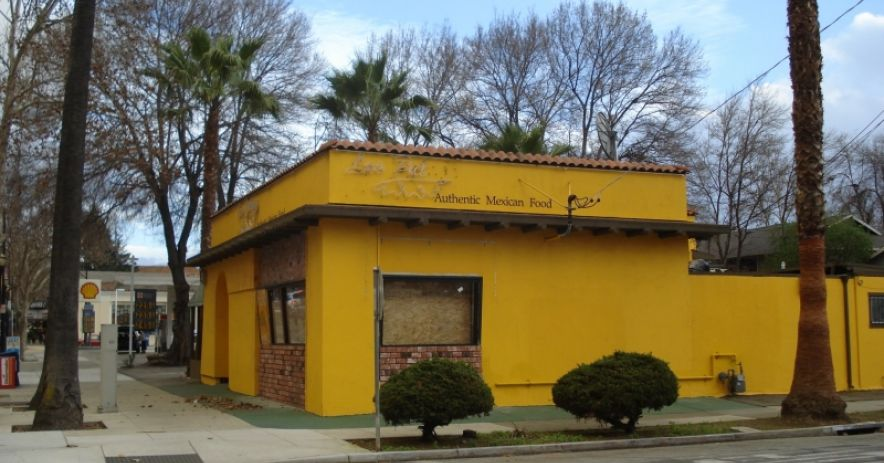 Las Palmas Restaurant was open for business for 60 years.