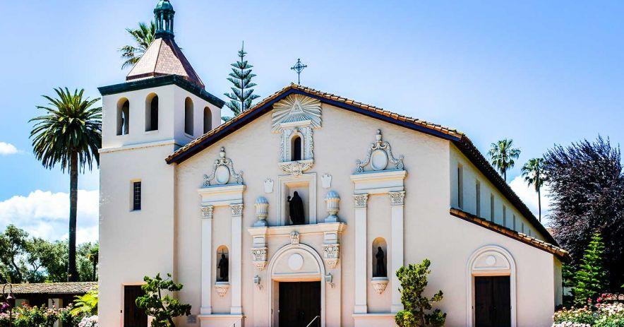 Misión Santa Clara de Asis