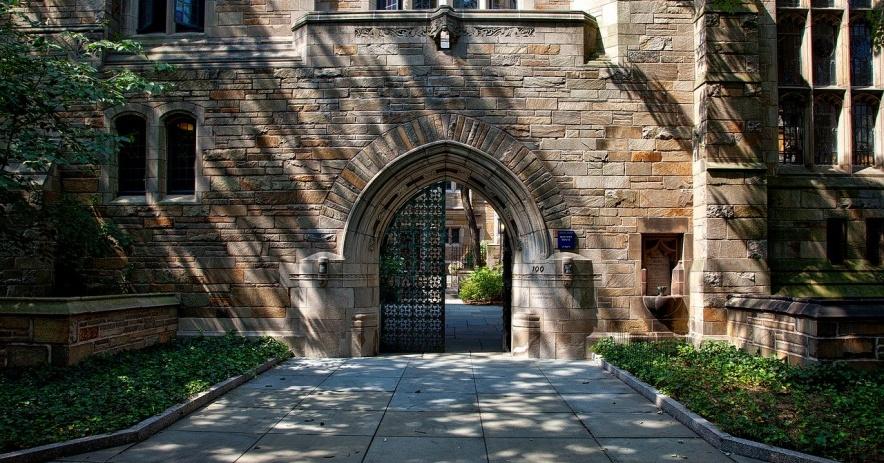 Paisaje de la Universidad de Yale
