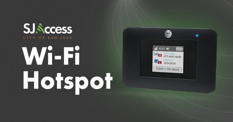 Dispositivo de punto de acceso Wi-Fi.