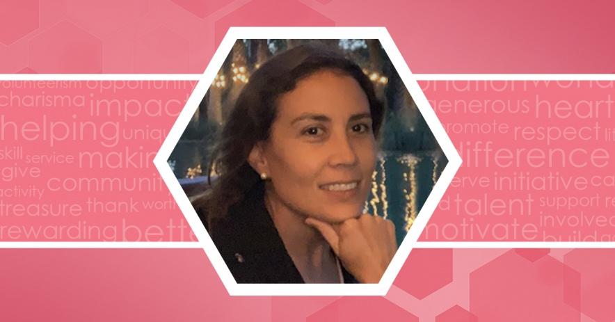 Retrato de Patricia de Luna Muñoz.