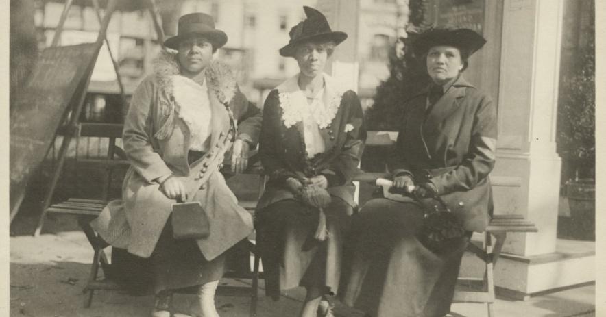 Mujeres negras en sutory