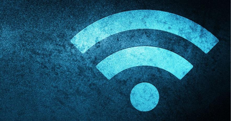 Icono de Wi-Fi.