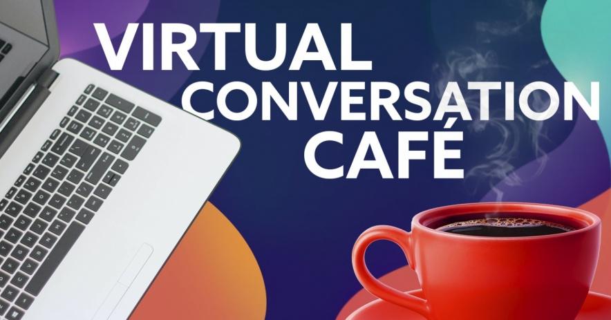 Café de conversación virtual