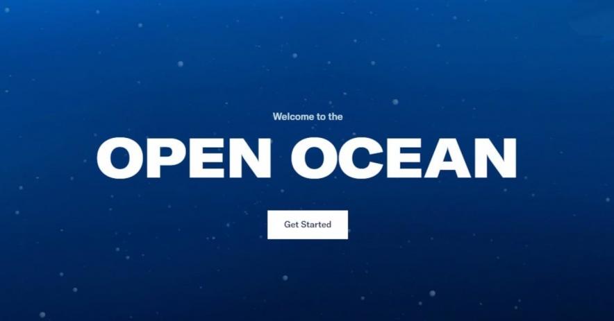 公開海洋主頁