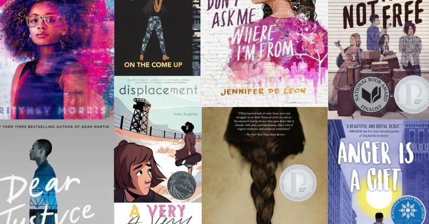 防潮罩rac適合 9-12 年級的小說書籍。
