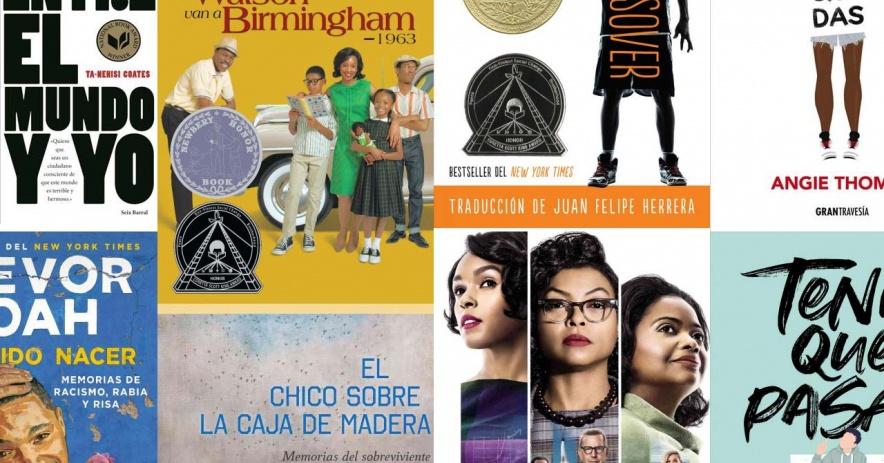 反抗的封面rac適合所有年齡段的西班牙語書籍。
