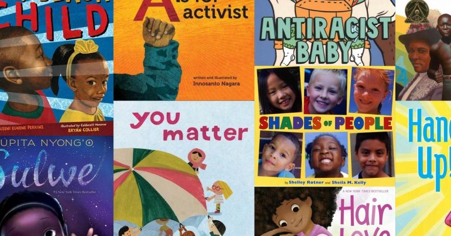 反抗的封面rac適合0-5歲的預讀者閱讀。