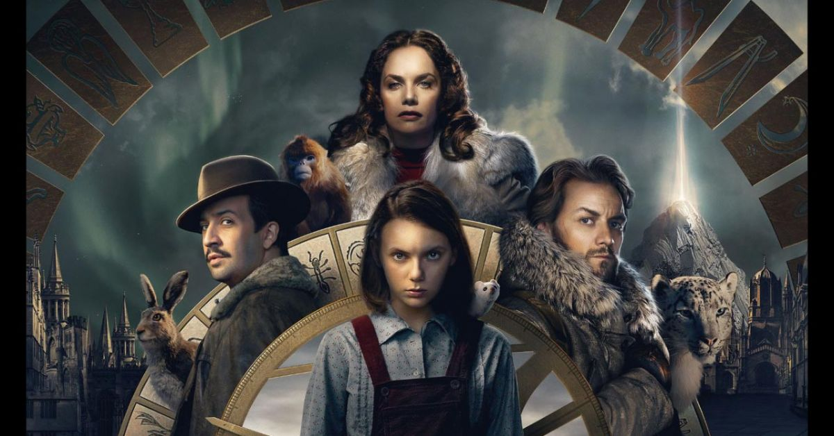 Image result for his dark materials hbo