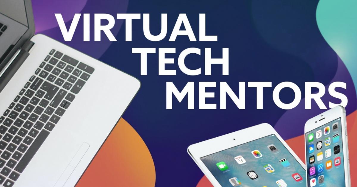 Hombres de tecnología virtualtors