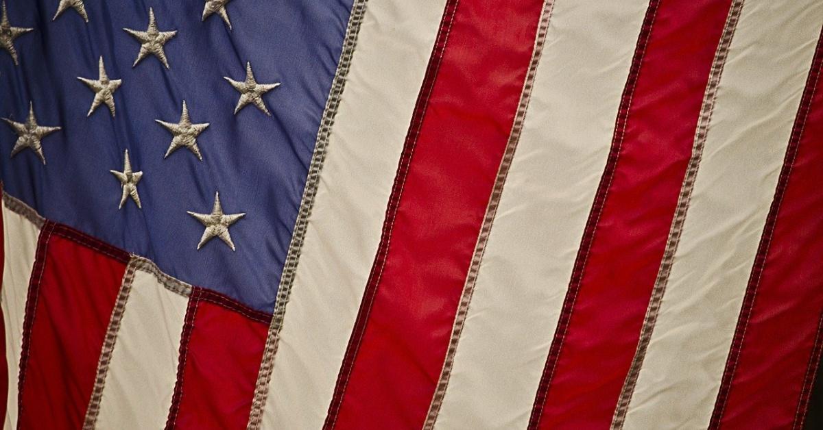 bandera de nosotros