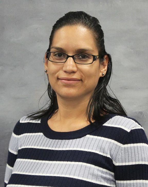 帕特里夏·门多萨(Patricia Mendoza)